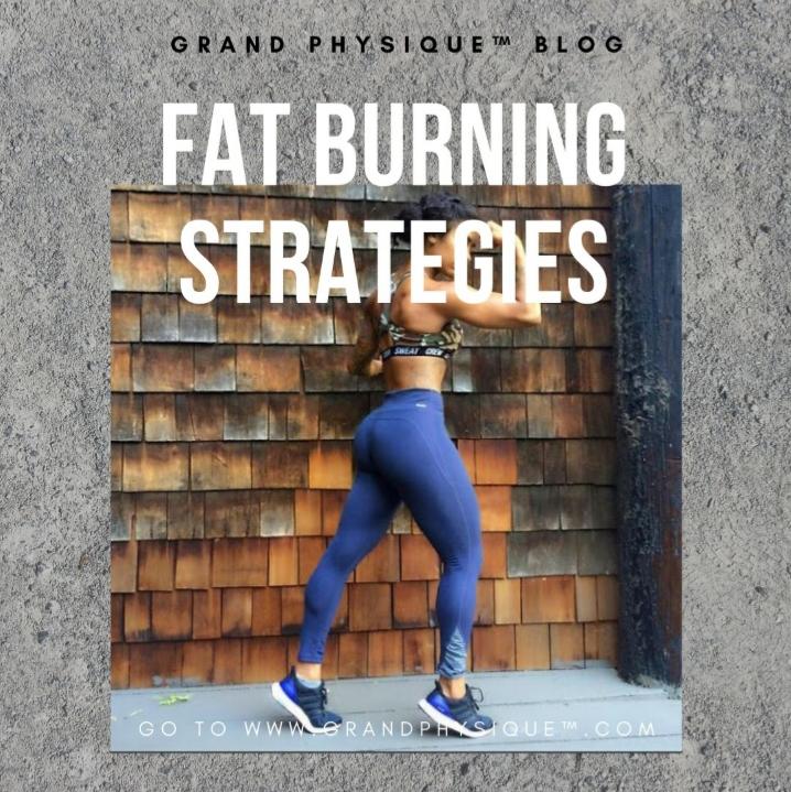 fat burning strategies blog