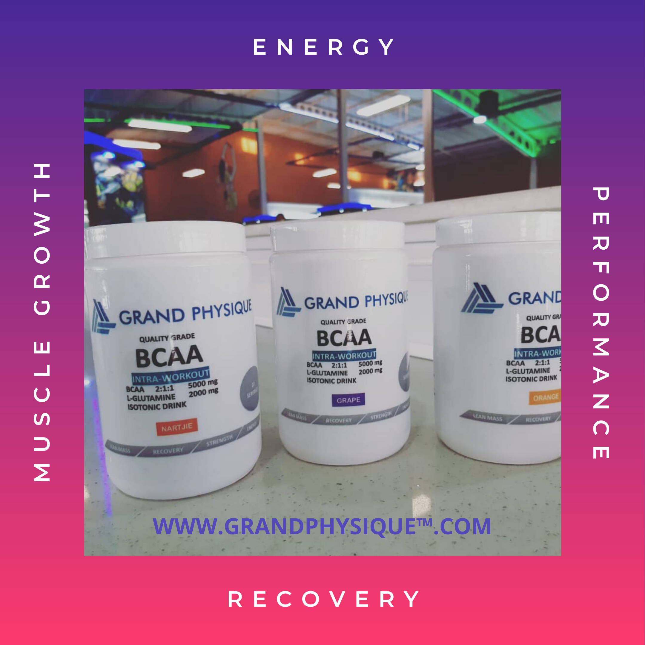 bcaa intra-workout with glutamine