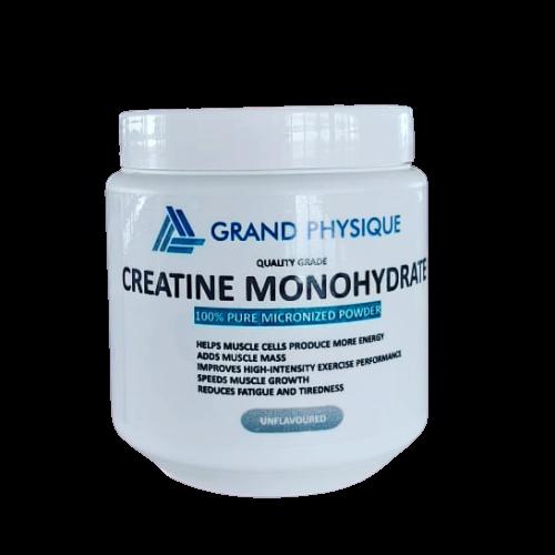 Creatine Monohydrate Muscle Bulding